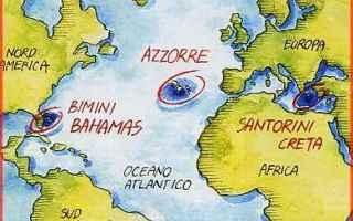 Cultura: atlantide  continente scomparso  critia