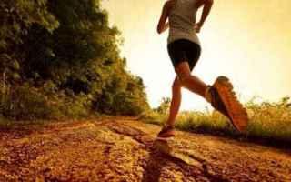 Fitness: corsa  miglioramento della vita