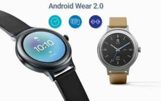 Android: android wear