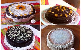 Ricette: torte farcite  dolci