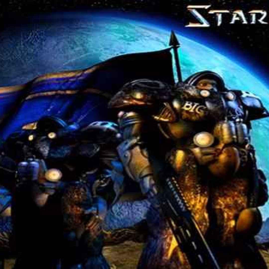 starcraft  videogame  pc  mac  gratis