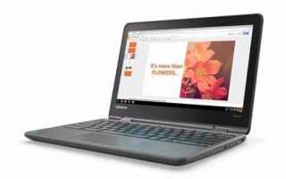 Hardware: lenovo  flex 11  chromebook