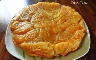 Ricette: ricette  tarte tatin  mele