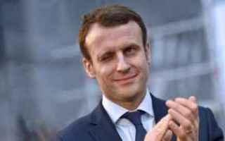 dal Mondo: francia  elezioni  le pen  macron  parigi