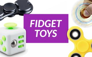 I fidget toys stanno diventando un vero tormentone e, con le loro forme e stili diversi, stanno face