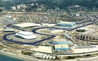 Formula 1: f1  russia  sochi  presentazione