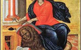 Religione: san marco  vangelo  venezia