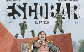 Manga - Fumetti: fumetti  graphic novel  escobar