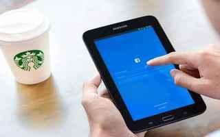Facebook: facebook  social  truffe
