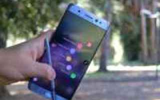 Cellulari: samsung note 7