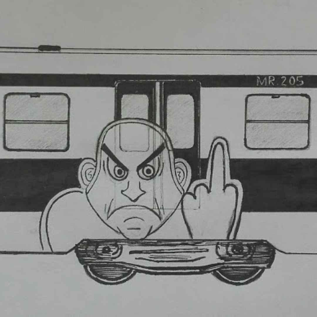 atac  roma  treni storici
