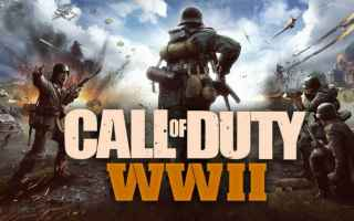 Giochi: call of duty wwii  ps4  xbox one  pc
