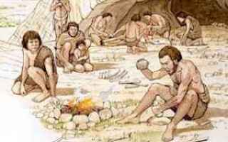 Storia: preistoria formaggio alimentazione