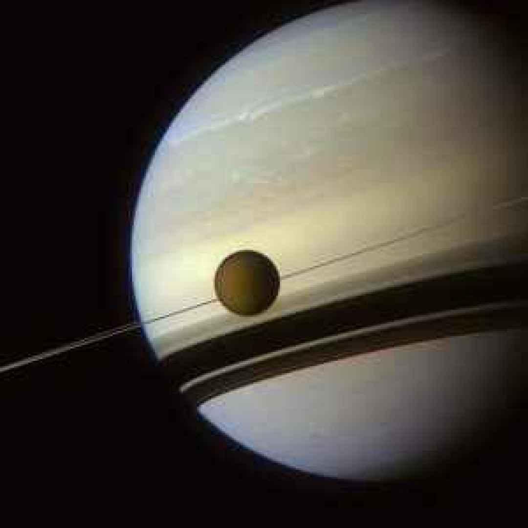 cassini spazio scoperte saturno