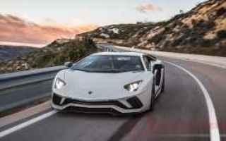 Automobili: aventador s  lamborghini
