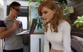 Amore e Coppia: robot  sesso  realtà virtuale  coppia