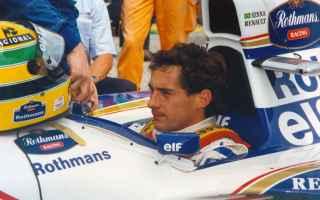 Foto: formula 1  ayrton senna  1 maggio 1994