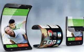 Cellulari: smartphone smartphone pieghevole