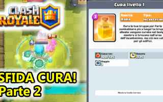 Mobile games: android  clash royale  salvo pimpos