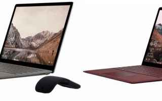 microsoft surface laptop  macbook  tech