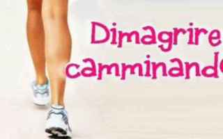 Fitness: camminare  dimagrire