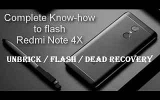 Cellulari: xiaomi redmi note 4x