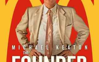 Cinema: the founder dvd mac donald