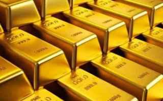Borsa e Finanza: oro  trading  metalli  investimenti