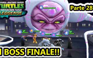 Mobile games: tartarughe ninja  android  giochi  boss