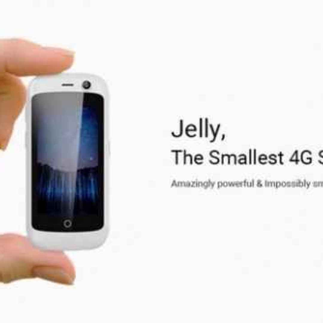 jelly  smartphone  android nougat  4g