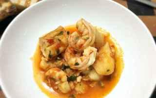 Ricette: zuppa  pesce  scorfano