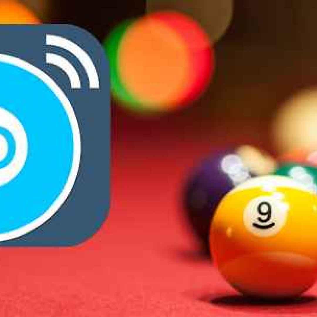 android iphone biliardo sport app
