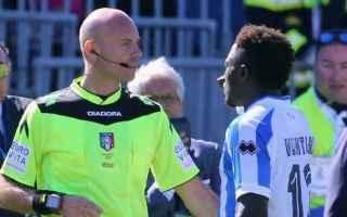 Serie A: calcio  muntari  squalifica  figc
