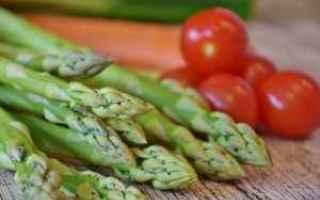 Salute: asparagi proprietà diuresi benefici