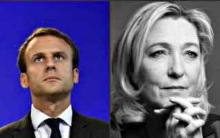 dal Mondo: macronleaks  le pen  presidenziali  parigi