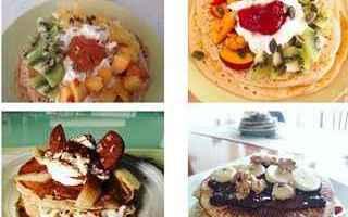 Ricette: pancakes  pancake  vegani