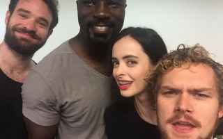 Video online: netflix  marvel  serie tv  the defenders