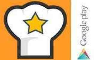 App: ricette  cucina  cuoco  mangiare  bere