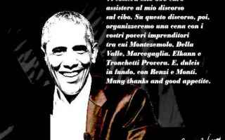 Milano: barack obama