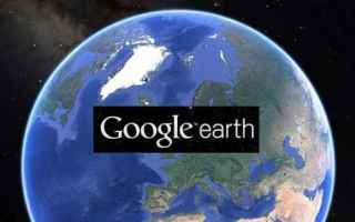 App: google earth  apps  nature  3d