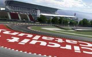 Formula 1: f1  gp spagna  barcellona
