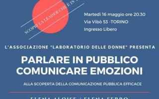 parlare in pubblico  comunicazione  emoz