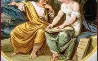 Cultura: egeria  mitologia romana  ninfa  numa
