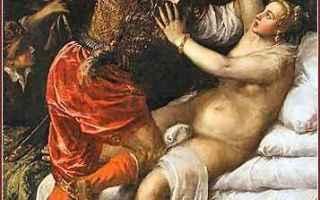 Cultura: lucrezia  repubblica romana  tarquinio