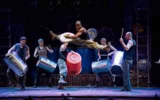 teatro danza  stomp
