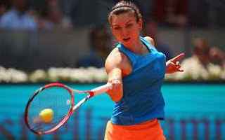 Tennis: tennis grand slam vinci halep