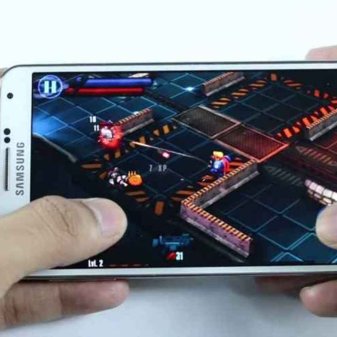 I cellulari piu` adatti per giocare (Smartphone)
