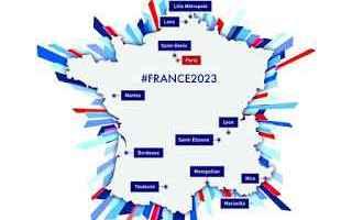 la candidatura francese che aveva iniziato con vari problemi dovuti anche allelezione del nuovo pres