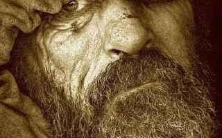 Religione: faccia di dio  fame  figlio  gesù