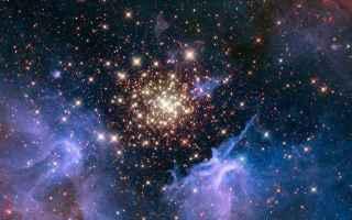Astronomia: materia oscura  stelle  venti galattici